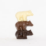 Solid Chocolate Bears