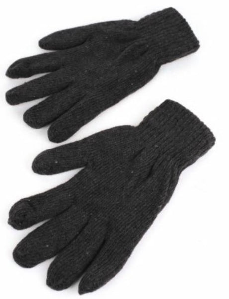 Work Gloves In Black