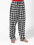 Rocky Mountain Flannel  Lounge pant in Large buffalo check