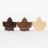 Solid Chocolate Maple Leafs