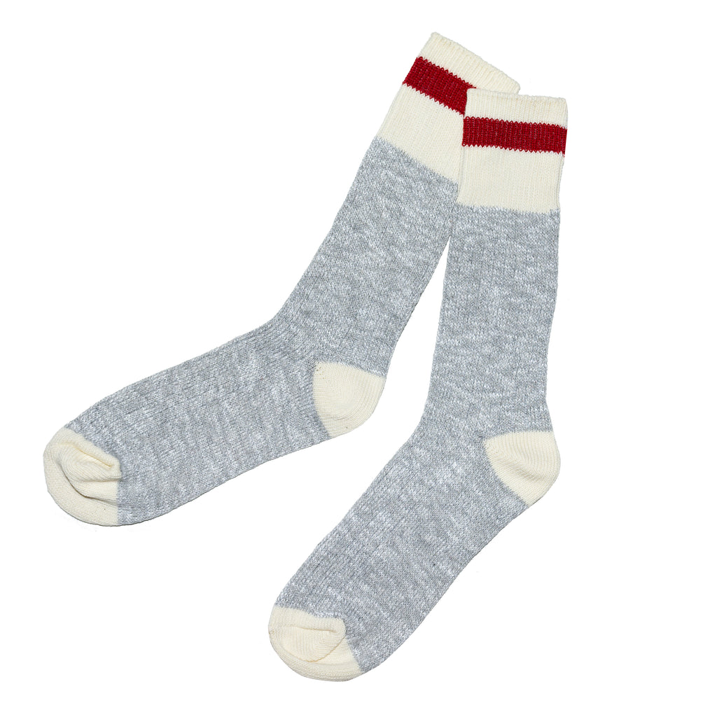Women's Grey Work Sock
