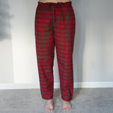 Easy Fit 2 Pc. Flannel Pyjamas in Mini Royal Stewart