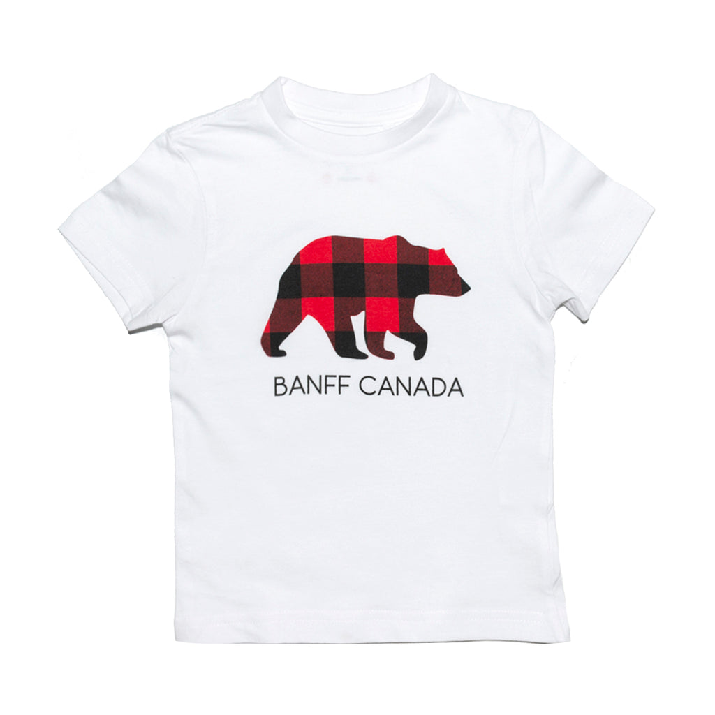 Toddler Bear Banff TShirt