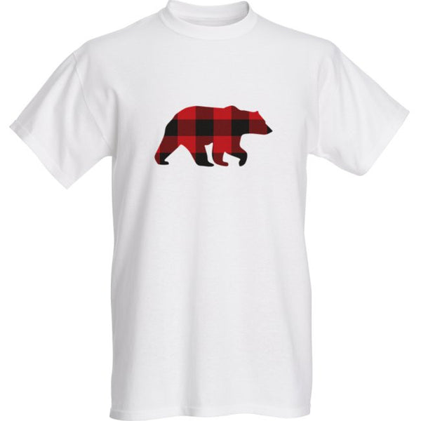 Mens Bear T-Shirt