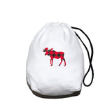 White Moose Nightshirt in a Bag
