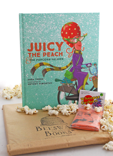 Juicy the Peach & the Popcorn Palaver