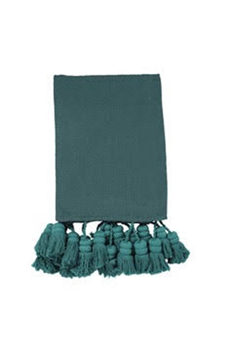 Kip & Co - ALPINE TASSEL THROW
