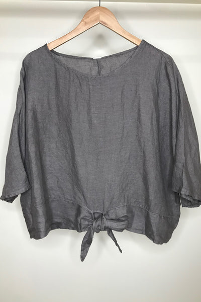 Gorgeous Montaigne Solid Boxy Top