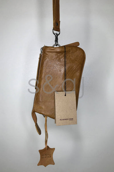 Rugged Hide - St Kilda Bag - Tan