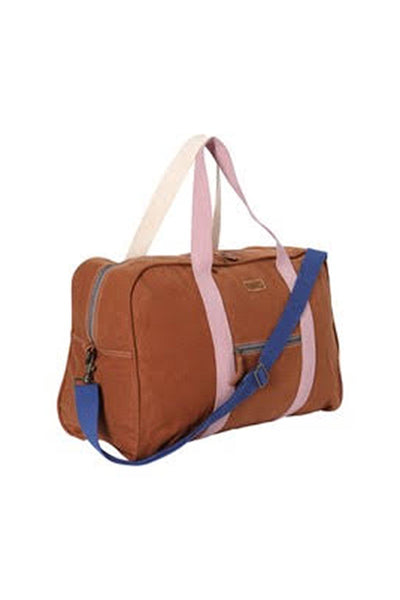 Kip & Co - RED CENTRE DUFFLE BAG