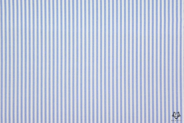 """Righino"" - Striped Blue Shirt"
