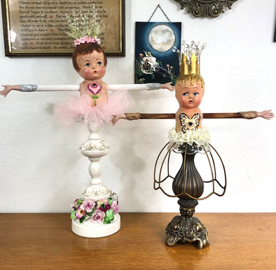 Bling Baby Doll Display Online Class
