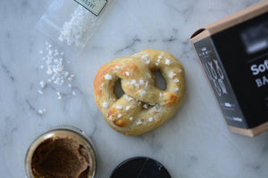 Pretzel Baking Mix
