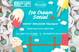 Fweshly Dipped's Ice Cream Social SF: HYPHY Edition