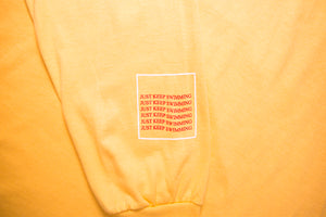 DIPPED® Keep Swimming Long Sleeve