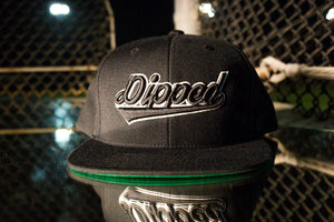 DIPPED® Black TEAM Snapback