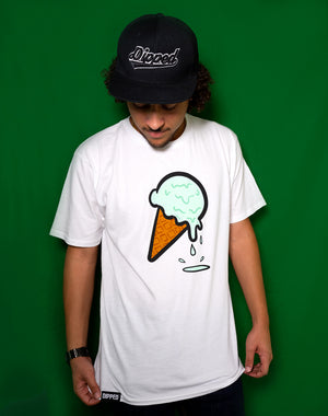 DIPPED Color Ice Cream Cone Tee