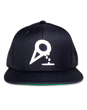 dipped ice cream cone snapback