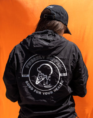 DIPPED Emblem Windbreaker