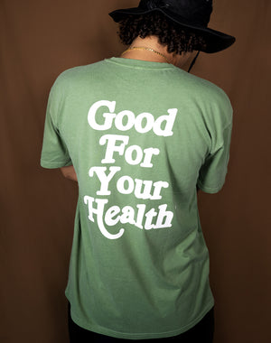 DIPPED Good Health Pocket Tee