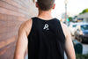 Fweshly Dipped Logo Tank