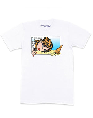 dipped mondays pop art tee