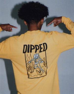 DIPPED Yellow Diver Long Sleeve