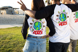 World Peace Raglan