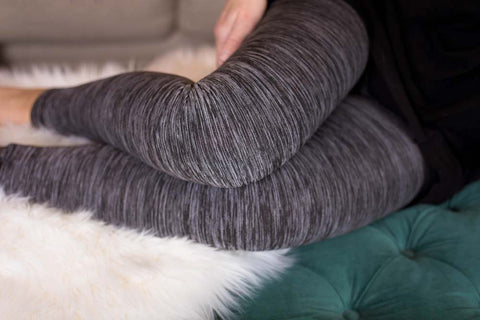 Heathered Fleece Leggings