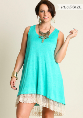 Lakeside Sleeveless Tunic