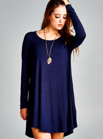 Basic Navy Tunic