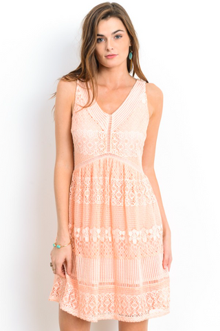 Dreamsicle Dress