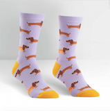 Hot Dogs Women's Crew Socks