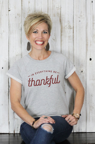 Thankful Sweetheart Sweatshirt
