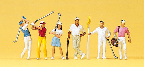 Preiser 10231 Golf players