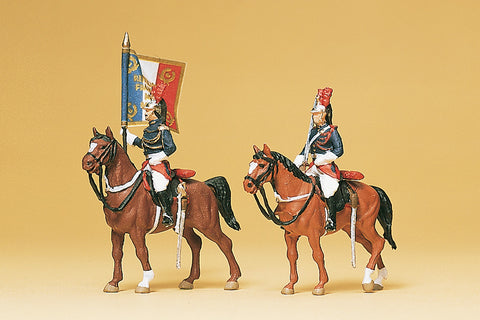 Preiser 10460 Republican Guard with horses