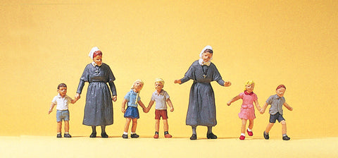 Preiser 10533 Nuns with Children