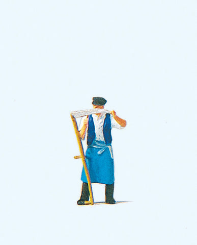 Preiser 28041 Farmer with scythe