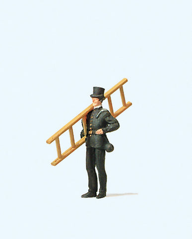 Preiser 28080 Chimney-sweep