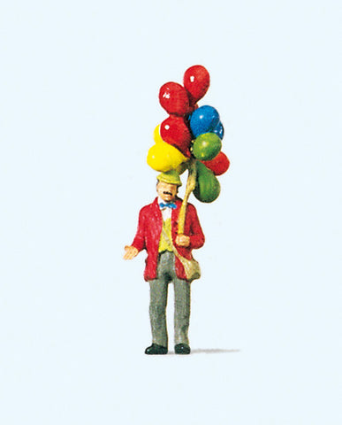 Preiser 29000 Balloon man