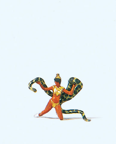 Preiser 29055 Snake dancer