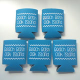 Beach Bash Coozies