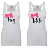 Big Little Bow Tank Top