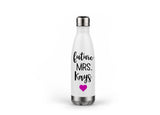 Custom Bride Water Bottle