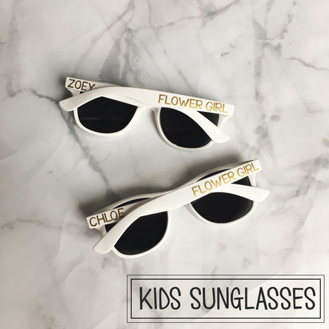 KIDS Customized Sunglasses