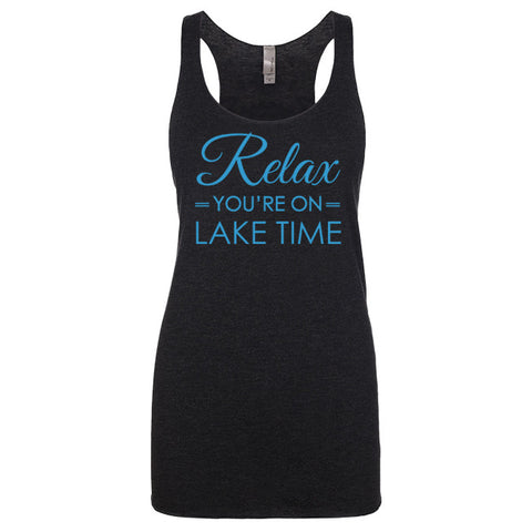 Lake Time Tank Top