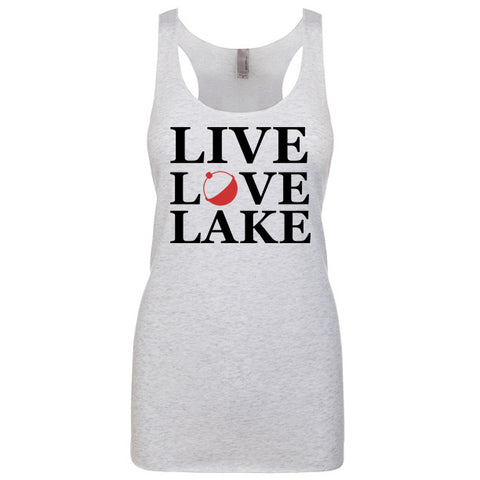 Live Love Lake Tank Top