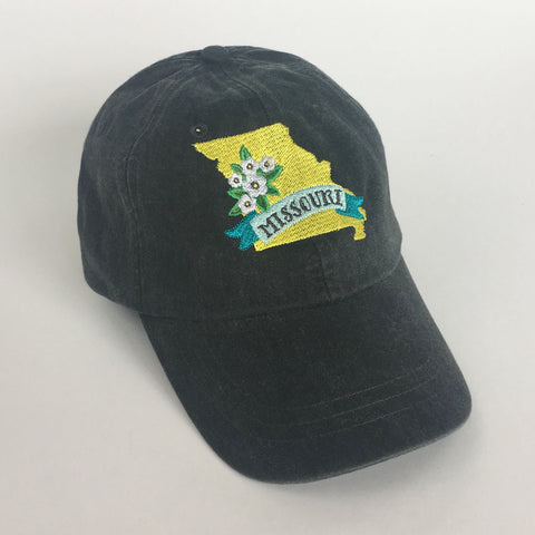 Embroidered Missouri Hat
