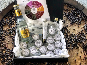 At Home Gin Masterclass Kit - Native Botanicals - Bass & Flinders Distillery