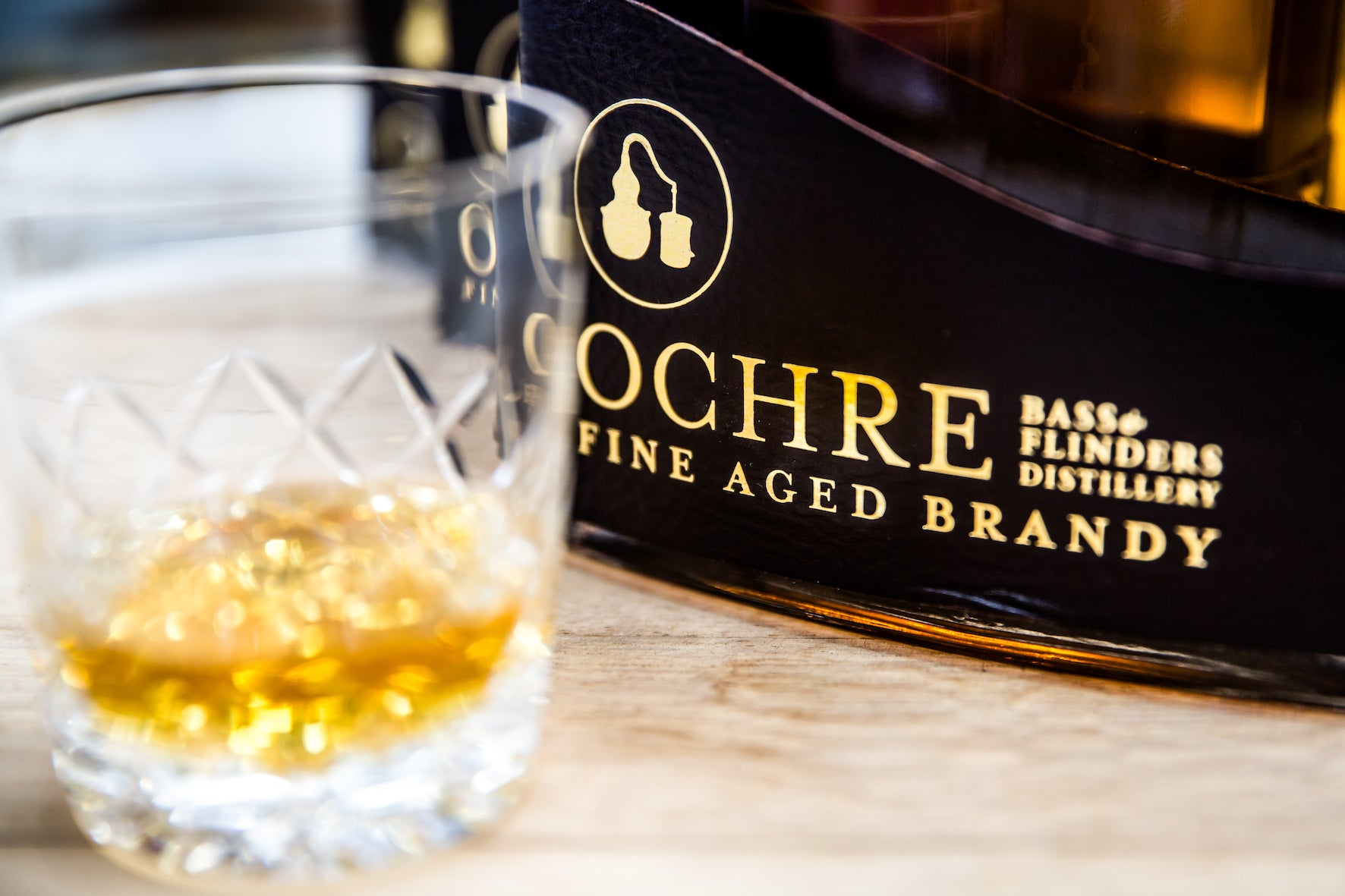 Ochre - Fine Brandy - Bass & Flinders Distillery